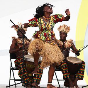 La Kossa Afro dance Akademie in deutschland